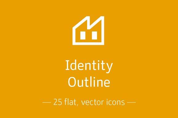 Identity - Icon Pack