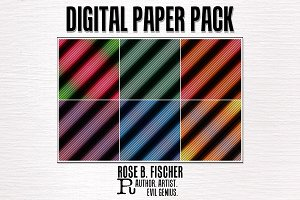 Digital Paper-Diagonal Future