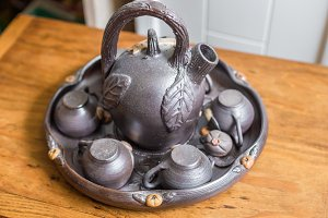 old iron set for calvados