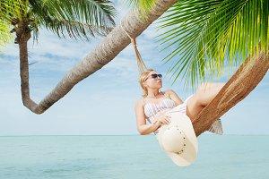 relaxing tropic