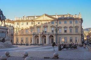 Turin conservatory