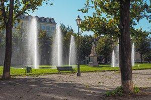 Giardini Cavour Turin