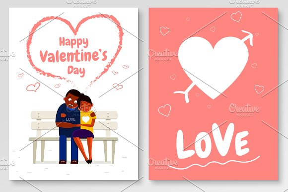 Valentine's Greeting Card