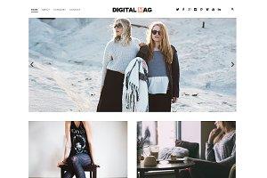 Digital Mag & Blog Theme