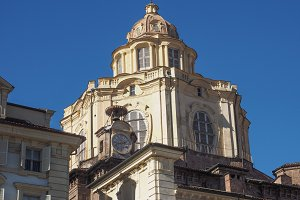 San Lorenzo church in Turin