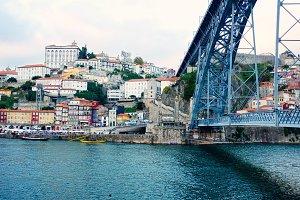 Ribeira in Portu, Portugal