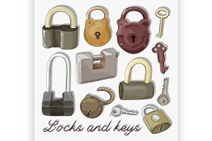 Locks and Keys
