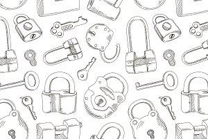 Locks and Keys pattern