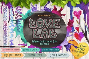 Love Laboratory Tools Bundle