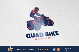 Quad Bike Logo