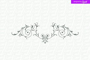 Luxury, Royal Wedding Logo
