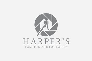 Fashion Photography Logo V3