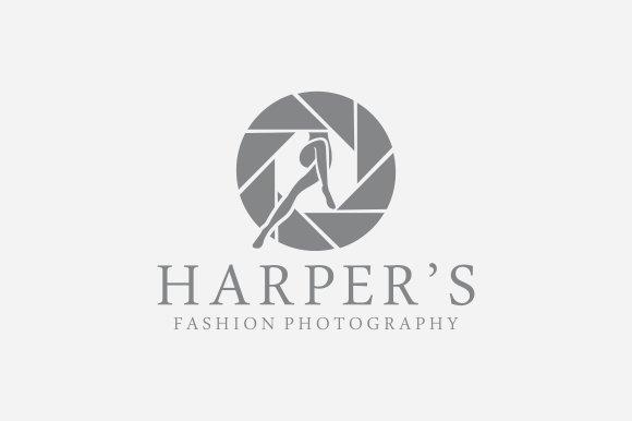 Fashion Photography Logo V3