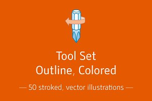 Tool Set - Illustration Pack