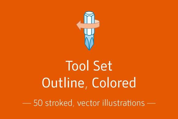 Tool Set - Illustration Pack