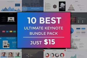 10 Keynote Bundle