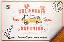 California Dreaming • Graphic Pack