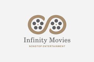 Infinity Movies Logo