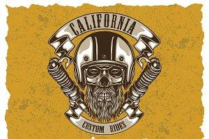 Skull Custom Rides