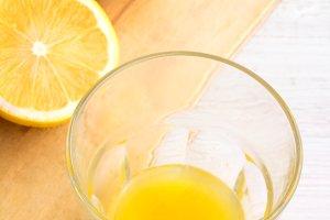 juice of citrus