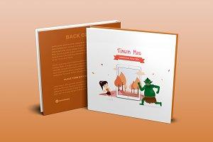 Timun Mas Folktale Characters
