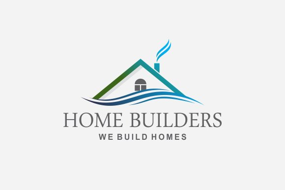 home builders logo v2 logo templates creative market