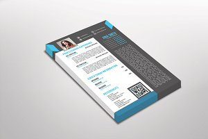 Arkino Resume Template Design