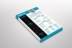 Agion Resume Template Design