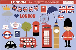 London clipart