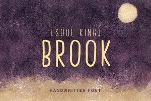 Brook Font Family