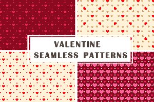Patterns for Valentine's day
