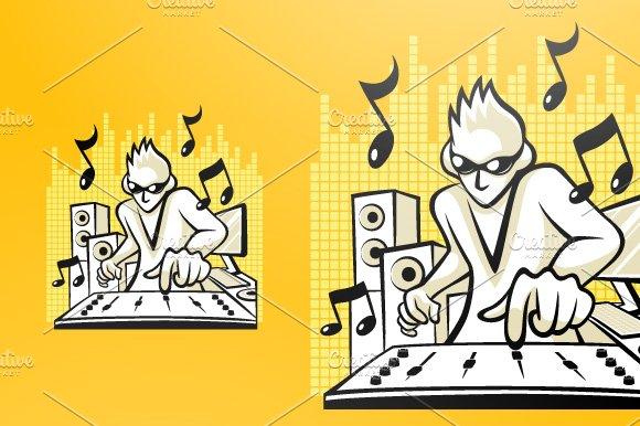 Vector Music DJ