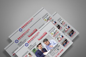 Corporate Flyer New Design v01
