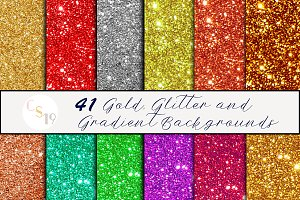Sale 50% 41 Sparkling Backgrounds