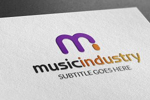 Music Industry Logo