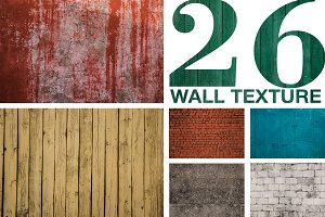 Old Wall Texture Backgrounds