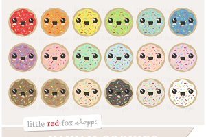 Kawaii Cookie Clipart