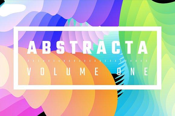 Abstracta Volume One Textures Creative Market