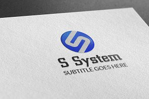S System Logo
