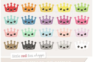 Kawaii Crown Clipart