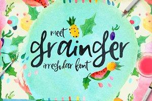 Grainger Script Font