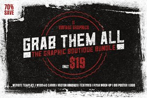 Grab Them All Bundle