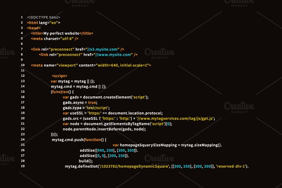 how to make a website from html code