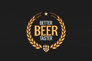 Beer Label Reward Logo.