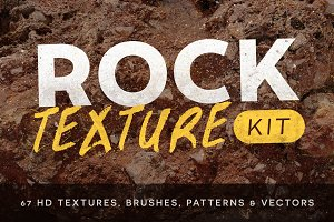 Rock Texture Kit - Seamless Textures