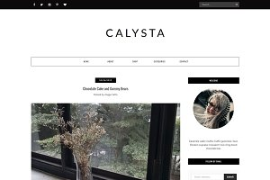 Blogger Template Responsive- SILVANA