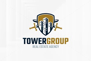 Tower Group Logo Template