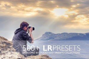 500+pro Lightroom Presets