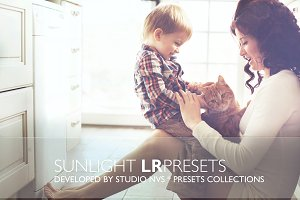 45 Sunlight Lightroom Presets