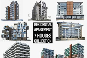 Residential Buildings Collection